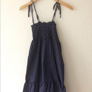 J. Crew Navy Blue Dress Size S